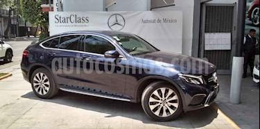 Foto venta Auto usado Mercedes Benz Clase GLC Coupe 250 Avantgarde (2017) color Azul precio $638,900