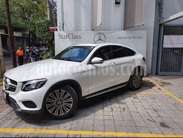Foto venta Auto usado Mercedes Benz Clase GLC Coupe 250 Sport (2017) color Blanco precio $674,900