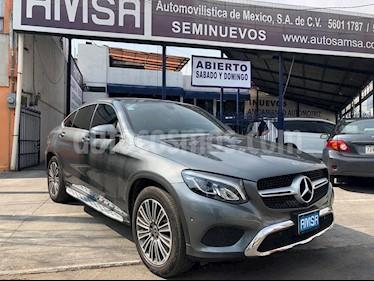 Foto venta Auto Seminuevo Mercedes Benz Clase GLC Coupe 300 Avantgarde (2018) color Gris precio $725,000