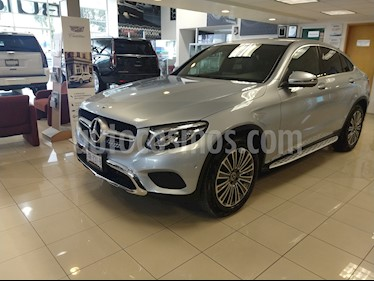 foto Mercedes Benz Clase GLC Coupé 300 Avantgarde usado (2018) color Plata precio $699,000
