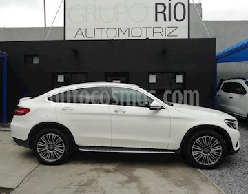foto Mercedes Benz Clase GLC Coupé 300 Avantgarde usado (2018) color Blanco precio $790,000