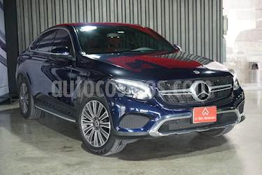 Mercedes Benz Clase GLC Coupe 300 Avantgarde usado (2019) color Azul precio $780,000