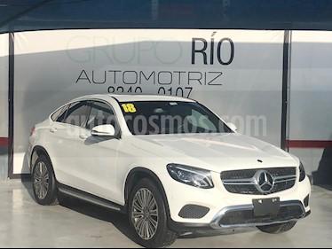 Foto venta Auto usado Mercedes Benz Clase GLC Coupe 300 Sport (2018) color Blanco precio $719,000