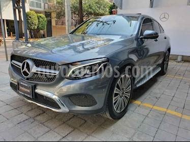 Mercedes Benz Clase GLC Coupe 300 Sport usado (2018) color Gris precio $740,000