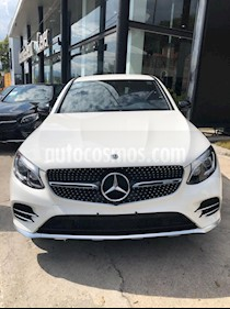 Mercedes Benz Clase GLC Coupe 43 usado (2019) color Blanco precio $980,000