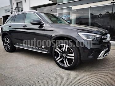 Mercedes Benz Clase GLC 300 4MATIC Sport usado (2020) color Gris precio $900,000