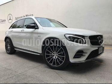 Mercedes Benz Clase GLC C 43 usado (2018) color Blanco precio $785,000
