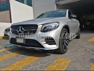 Mercedes Benz Clase GLC Coupe 43 usado (2018) color Plata precio $780,000