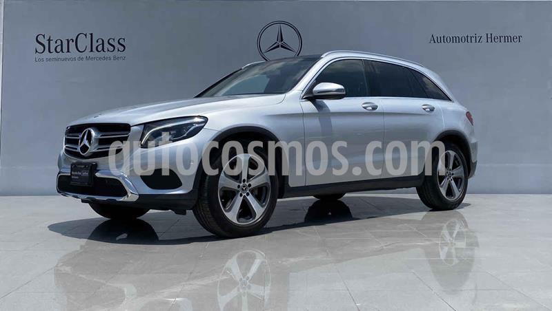 Mercedes Benz Clase GLC 300 4MATIC Off Road usado (2018) color Plata precio $529,900