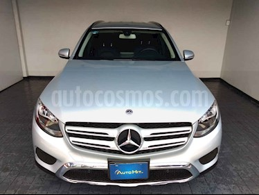 Mercedes Benz Clase GLC 5p 2.0 GLC 300 Off-Road 4MATIC AT usado (2018) color Plata precio $593,000