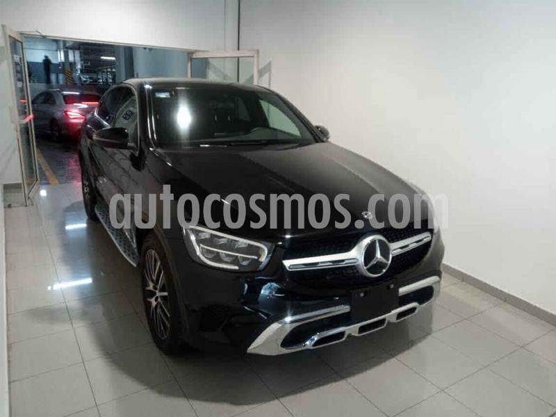 Mercedes Benz Clase GLC Coupe 300 4MATIC usado (2020) color Negro precio $1,100,000