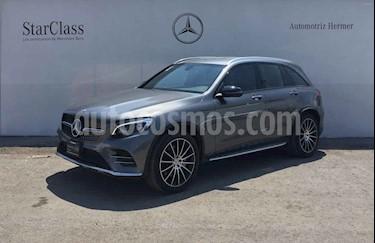 Mercedes Benz Clase GLC C 43 usado (2018) color Gris precio $869,900