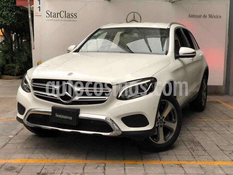Mercedes Benz Clase GLC 300 Off Road usado (2019) color Blanco precio $660,000