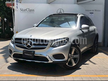 Mercedes Benz Clase GLC 5p GLC 300 Off Road L4/2.0/T Aut usado (2019) color Plata precio $650,000