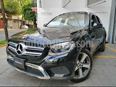 Mercedes Benz Clase GLC 300 Off Road usado (2017) color Negro precio $530,000