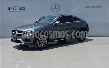 Mercedes Benz Clase GLC 300 4MATIC Avantgarde Coupe usado (2019) color Gris precio $699,900