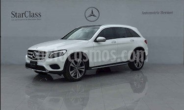 Mercedes Benz Clase GLC 300 4MATIC Off Road usado (2018) color Blanco precio $619,900