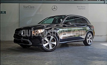 Mercedes Benz Clase GLC 300 4MATIC Off Road usado (2018) color Negro precio $585,000