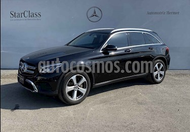 Mercedes Benz Clase GLC 5p 2.0 GLC 300 Off-Road 4MATIC AT usado (2018) color Negro precio $579,900