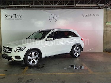 Mercedes Benz Clase GLC Version usado (2018) color Blanco precio $579,000