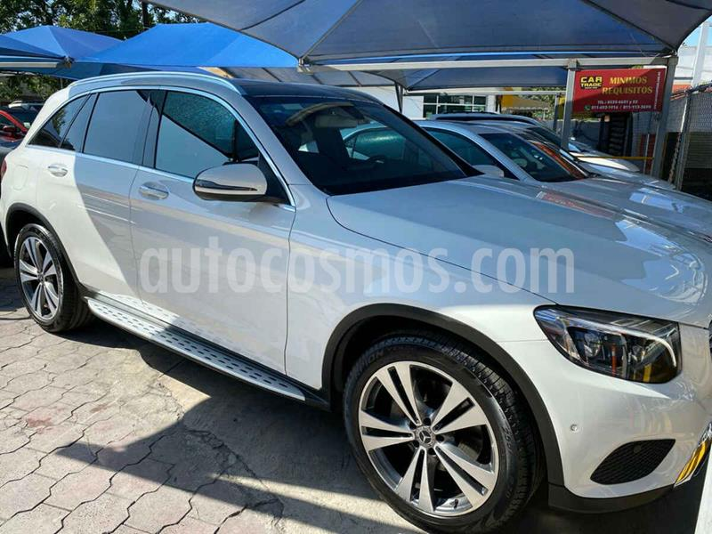 Mercedes Benz Clase GLC Version usado (2018) color Blanco precio $789,900