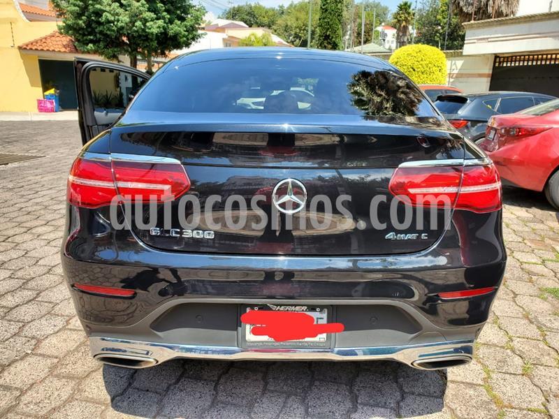 Mercedes Benz Clase GLC 300 Sport usado (2018) color Negro precio $665,000