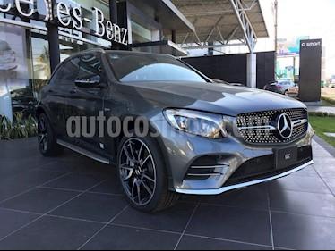Mercedes Benz Clase GLC C 43 usado (2019) color Gris precio $990,000