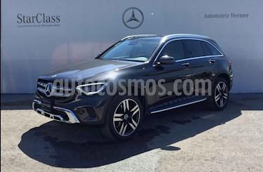Mercedes Benz Clase GLC 5p GLC 300 Sport usado (2020) color Cafe precio $849,900