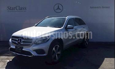 Mercedes Benz Clase GLC 300 Off Road usado (2019) color Plata precio $709,900