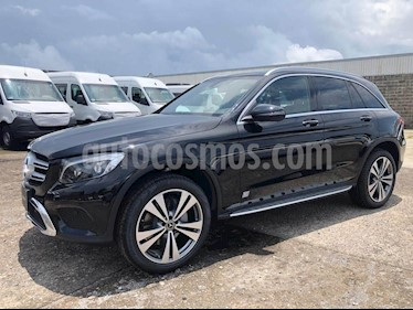 Mercedes Benz Clase GLC 300 4MATIC Sport usado (2019) color Negro precio $775,000