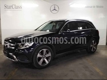 Mercedes Benz Clase GLC 300 4MATIC Off Road usado (2018) color Azul precio $559,000