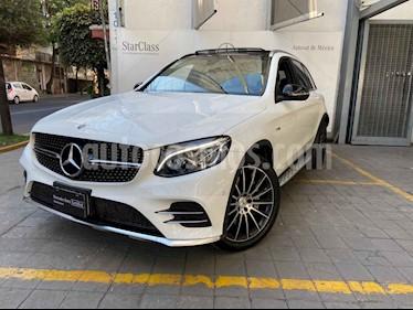 Mercedes Benz Clase GLC C 43 usado (2019) color Blanco precio $960,000