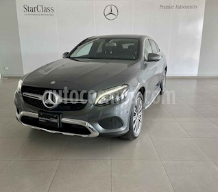 Mercedes Benz Clase GLC Coupe 250 Avantgarde usado (2017) color Gris precio $630,000