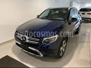 Mercedes Benz Clase GLC 5p GLC 300 Off Road L4/2.0/T Aut usado (2019) color Azul precio $590,000