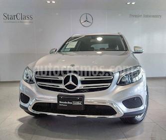 Mercedes Benz Clase GLC 5p GLC 300 Sport L4/2.0/T Aut usado (2019) color Plata precio $788,000