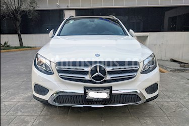Mercedes Benz Clase GLC 300 4MATIC Off Road usado (2016) color Blanco precio $550,000