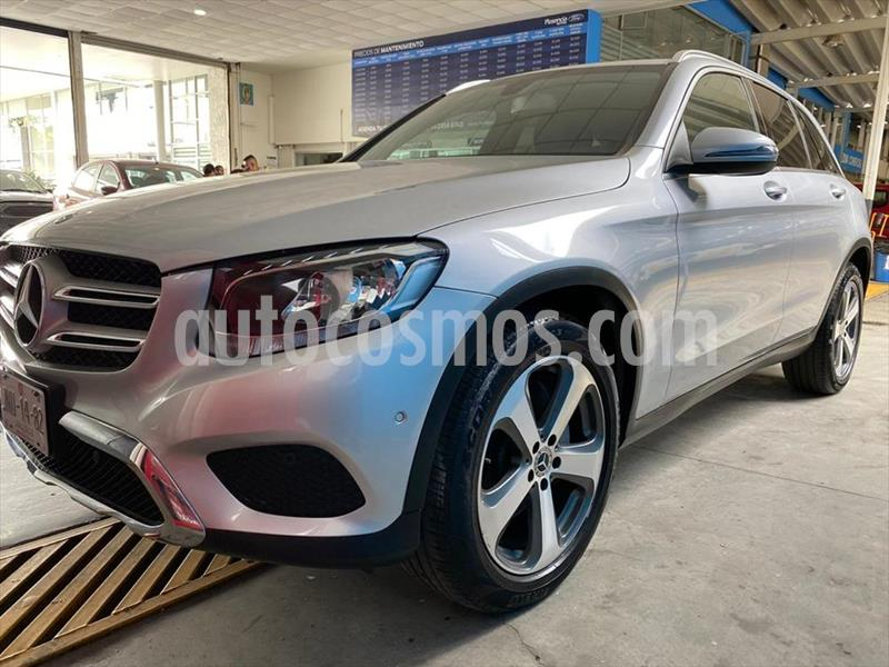 Mercedes Benz Clase GLC 300 Off Road usado (2017) color Plata precio $479,900