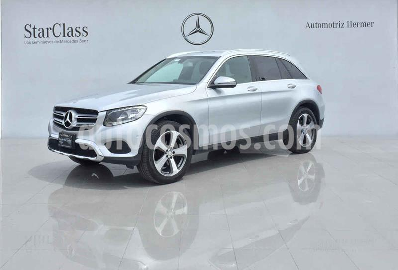 Mercedes Benz Clase GLC 300 Off Road usado (2016) color Plata precio $449,900