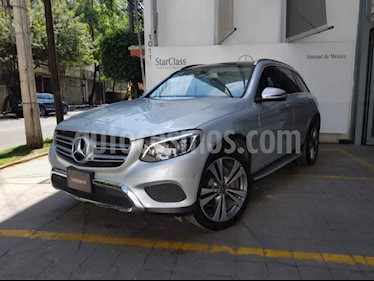 Mercedes Benz Clase GLC 300 Sport usado (2017) color Plata precio $560,000
