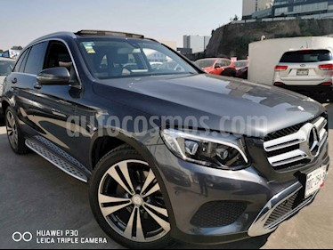 Mercedes Benz Clase GLC 300 Sport usado (2016) color Gris precio $490,000