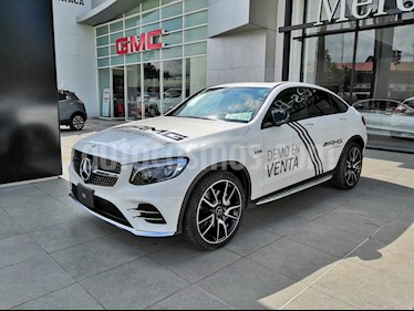 Mercedes Benz Clase GLC Coupe 43 usado (2019) color Blanco precio $1,050,000