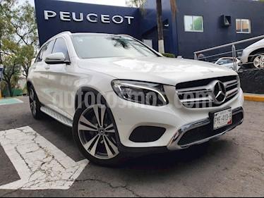 Mercedes Benz Clase GLC 300 Sport usado (2017) color Blanco precio $519,900