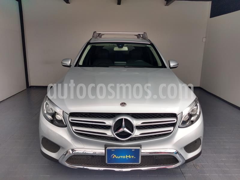 Mercedes Benz Clase GLC 300 4MATIC Off Road usado (2019) color Plata precio $617,000