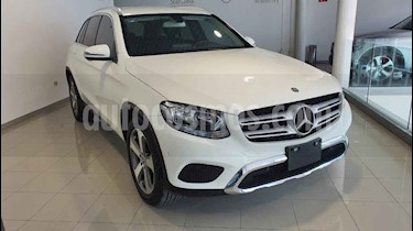Mercedes Benz Clase GLC Version usado (2018) color Blanco precio $535,000
