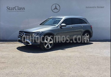 Mercedes Benz Clase GLC 300 4MATIC Off Road usado (2018) color Gris precio $529,900