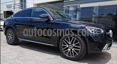 Mercedes Benz Clase GLC Coupe 300 Avantgarde usado (2020) color Negro precio $962,999