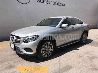 Mercedes Benz Clase GLC Coupe 300 Avantgarde usado (2018) color Plata precio $635,000