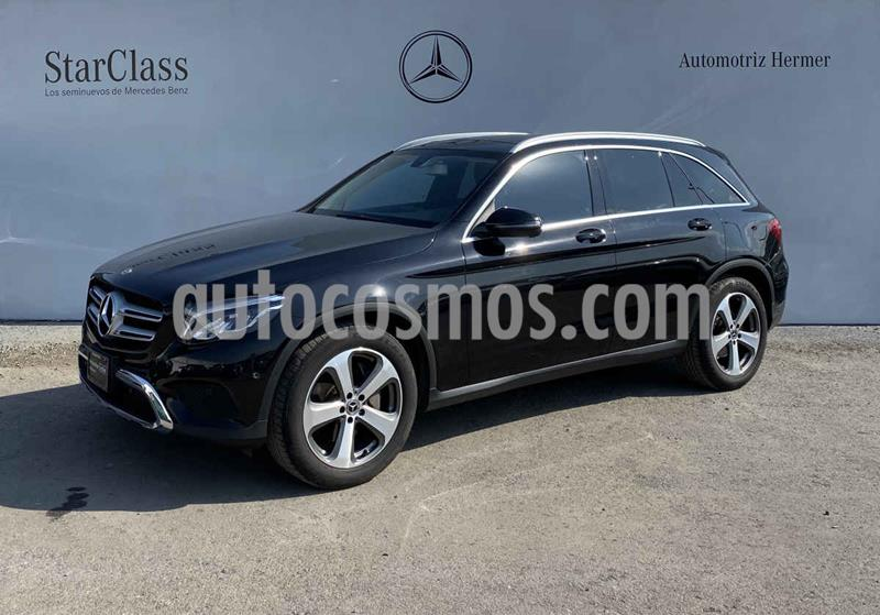 Mercedes Benz Clase GLC 300 Off Road usado (2017) color Negro precio $449,900