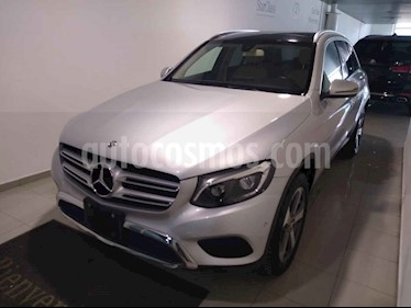 Mercedes Benz Clase GLC 5p GLC 300 Off Road L4/2.0/T Aut usado (2019) color Plata precio $660,000