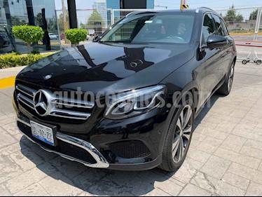 Mercedes Benz Clase GLC 300 Sport usado (2016) color Negro precio $485,000